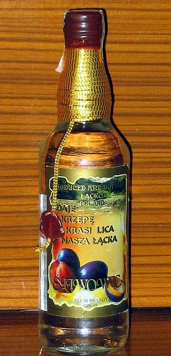 Polish vodka - Śliwowica
