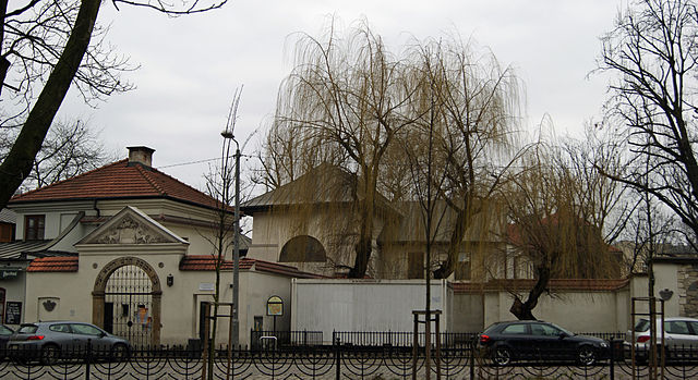 Remu Synagogue in Kazimierz, Kraków.