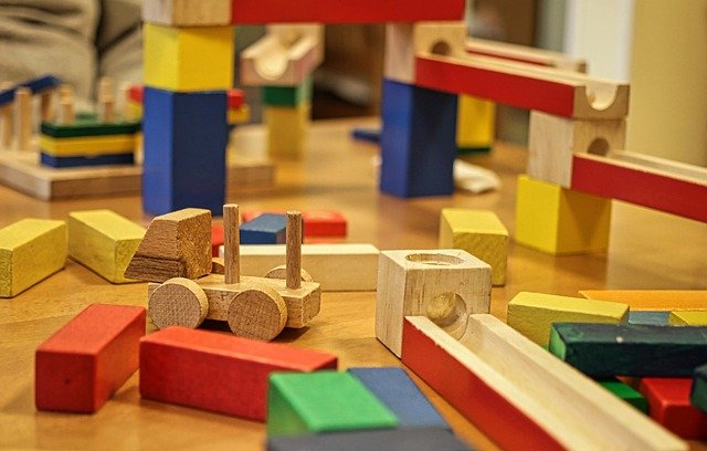 Wooden toys - great gift from Poland
