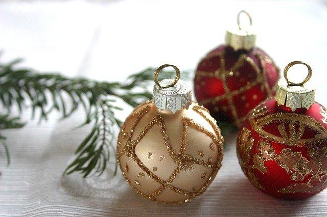 Polish Christmas baubles