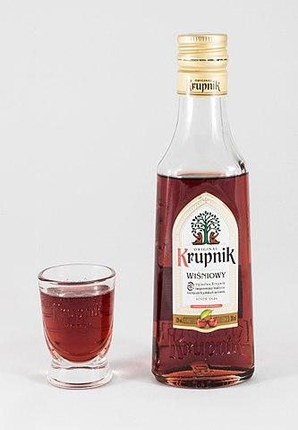 Krupnik - Polish flavoured vodka