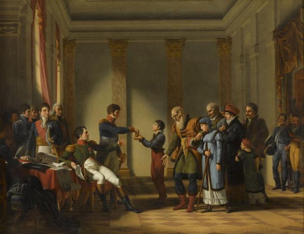 Napoleon and Poles