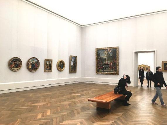 Painting Gallery = Gemäldegalerie