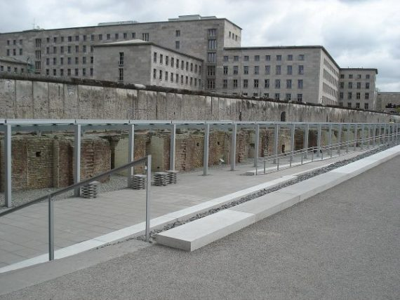 Topography of Terror = Topographie des Terrors (Berlin, Germany)