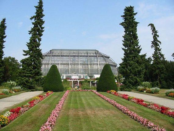 Botanischer Garten - Berlin Botanical Garden