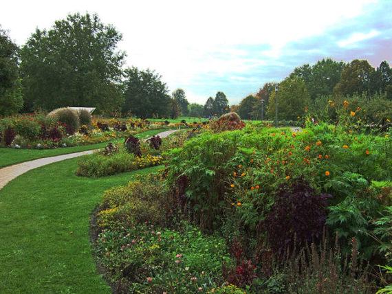 Britzer Garten - Garden Britz Berlin