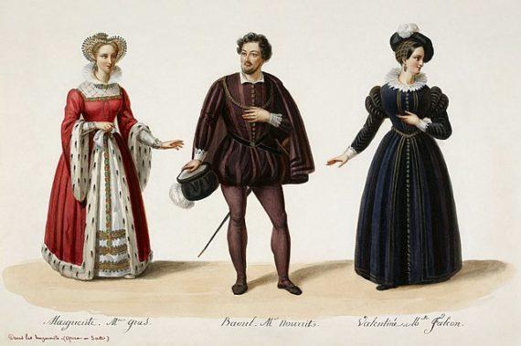 French Huguenots