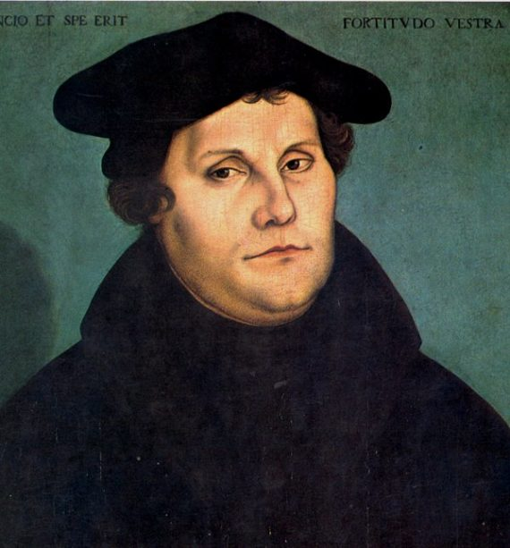 Martin Luther (portrait)