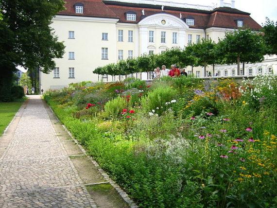 Berlin Schlosspark Köpenick - Palace Park