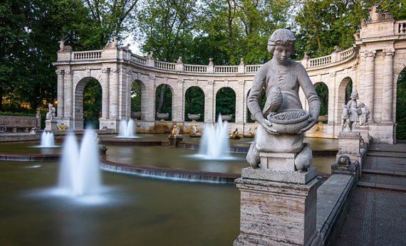 Volkspark Friedrichshain - Public Park Berlin