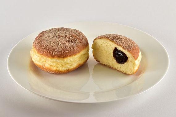 Pfannkuchen (Berliner Doughnut)