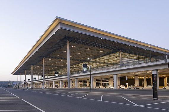 Berlin Brandenburg Airport Flughafen