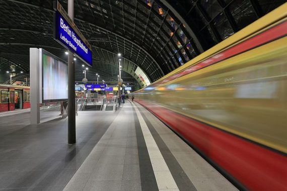 Berlin S-Bahn (city and suburban train)