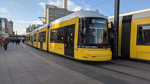 Straßenbahn Berlin Tram